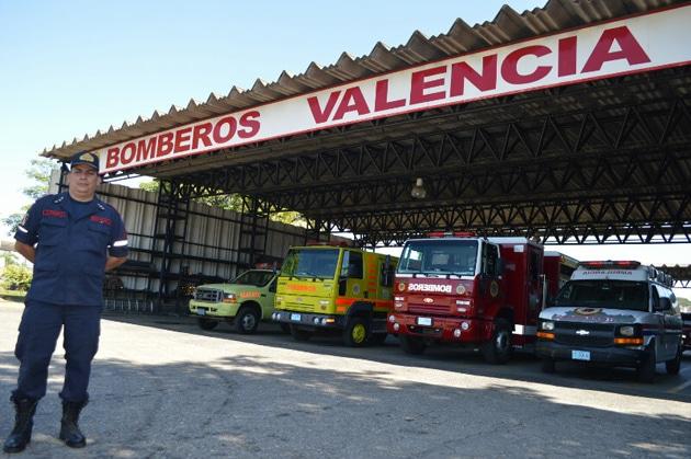 Oposiciones para bombero conductor en Valencia