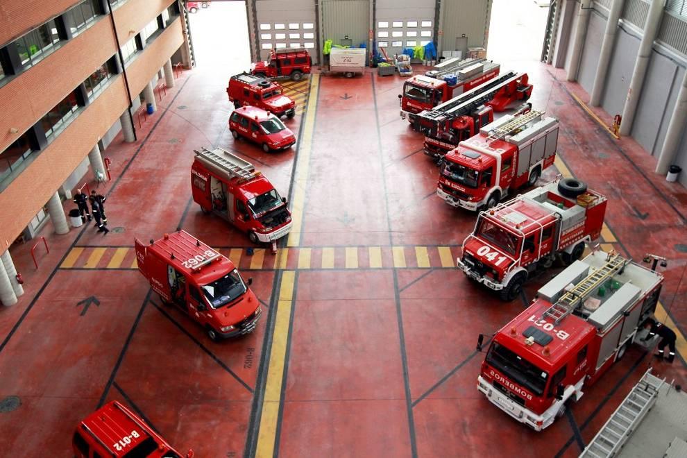 Oposiciones para bombero en Navarra