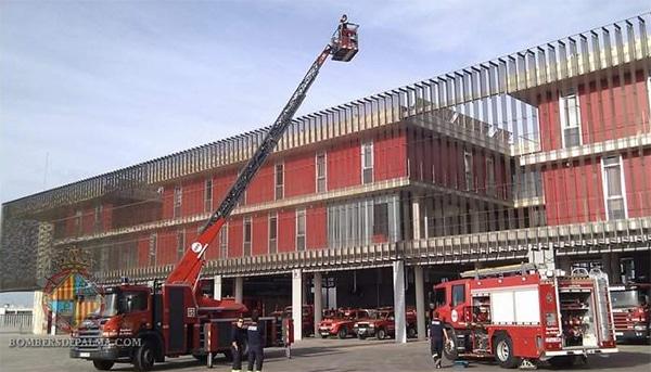Oposiciones para bombero en Palma De Mallorca (Baleares)