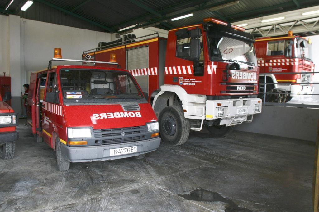 Oposiciones para bombero en el Consell Insular de Ibiza