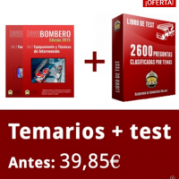 Pack Ahorro Temarios + Tests (PDF)