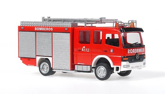 bombero en Valladolid